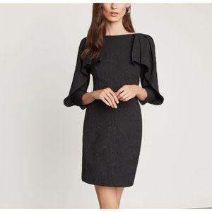 BCBGMaxAzria   NWT Draped Shoulder Sheath Dress